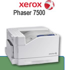 Read review on the Xerox Phaser 7500