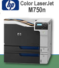 See pricing on HP Color LaserJet M750