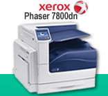 Read review of the Xerox Phaser 7800