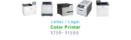 High-Speed Color Laser Printers