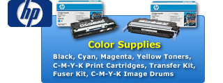 HP Color Laser Supplies