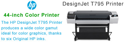 See Pricing for HP DesignJet T795