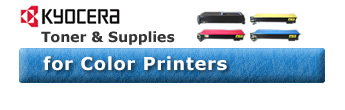 Kyocera Color Supplies