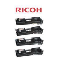 Ricoh High Capacity Cmyk Toner 408176 408177 408178