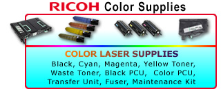 Ricoh Color Supplies