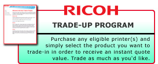 Ricoh Trade-Up Program