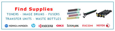 Find Supplies for Printers and Multifunction Printers