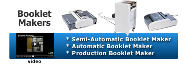 Booklet Makers