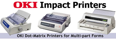OKI Dot Matrix Printers