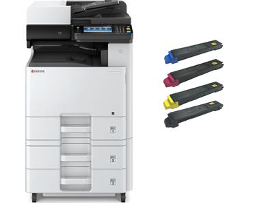 Kyocera M8130cidn-T3 Multifunction Color Printer