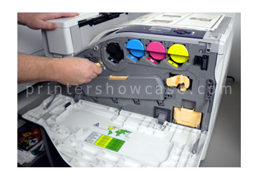 Color Laser Printer Review - Xerox Phaser 7500