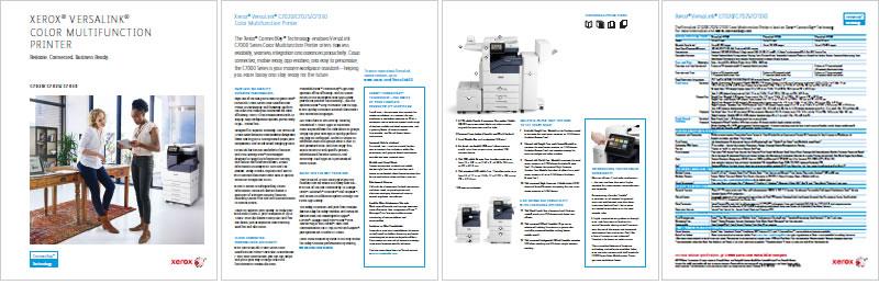 Xerox VersaLink C7020/DS2 Color Multifunction Printer